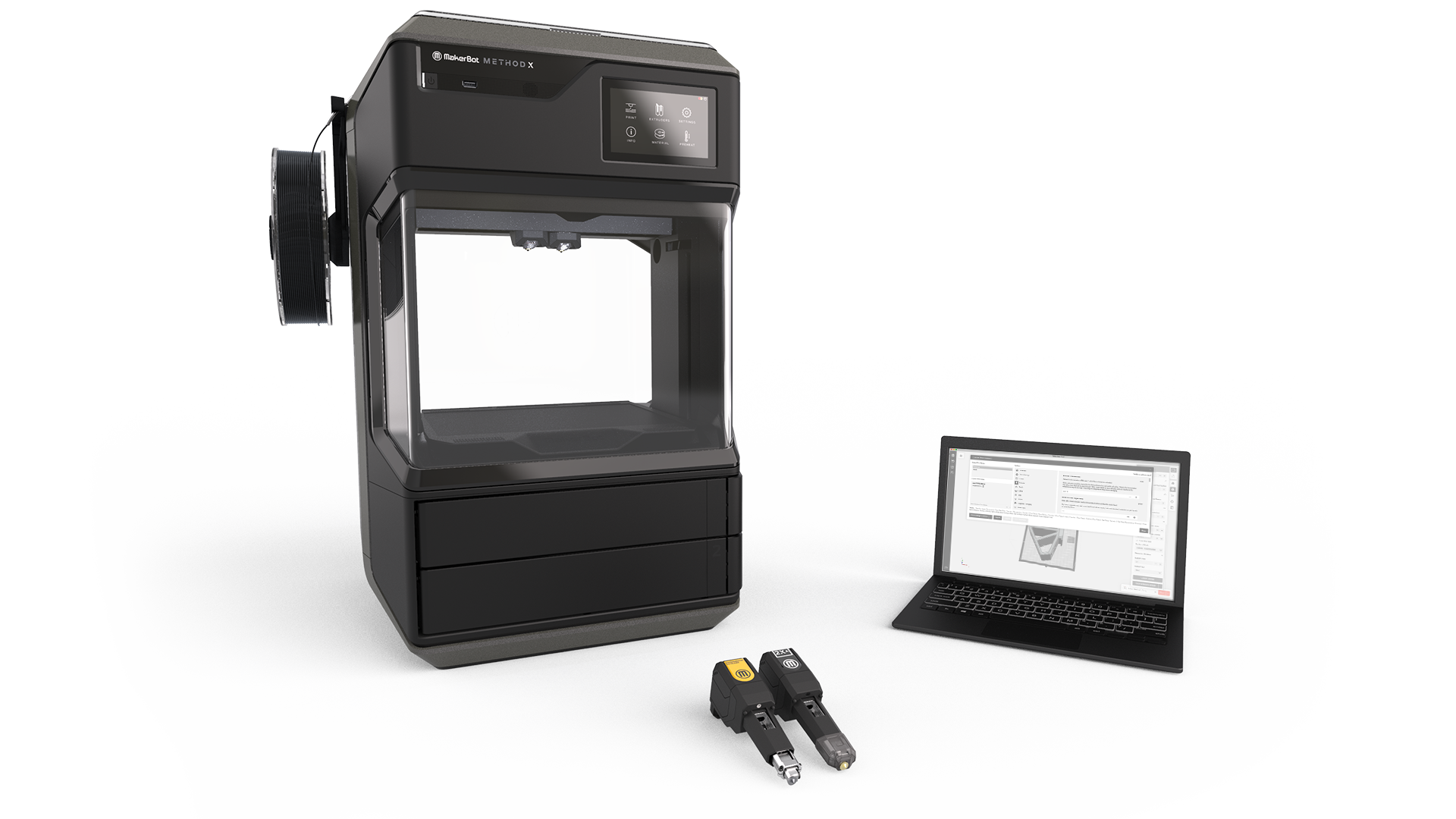 infoTRON-Makerbot-3D-Printer